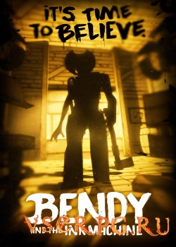 Постер игры Bendy and the Ink Machine