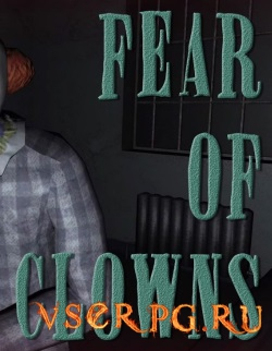 Постер игры Fear of Clowns