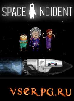 Постер игры Space Incident