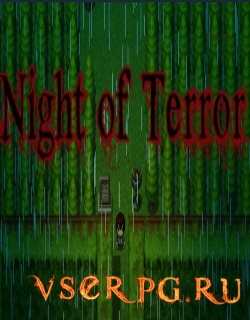 Постер игры Night of Terror