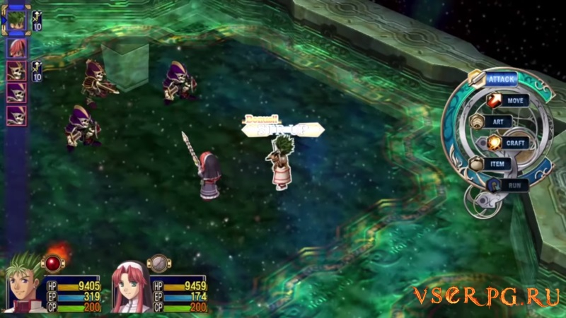 The Legend of Heroes: Trails in the Sky the 3rd screen 2