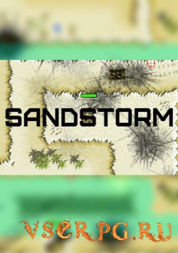 Постер игры Sandstorm