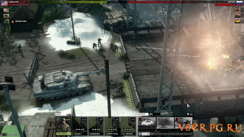 Warfare Online screen 1