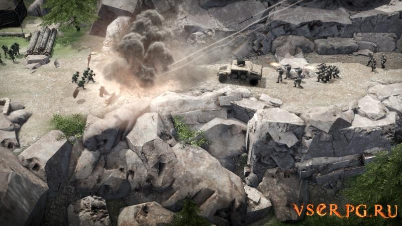 Warfare Online screen 3
