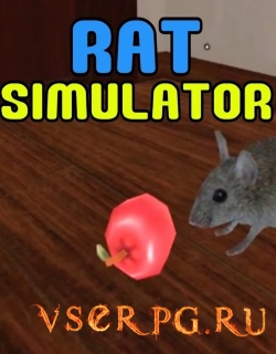Постер игры Rat Simulator / Симулятор крысы