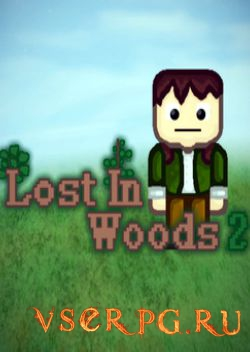 Постер игры Lost In Woods 2