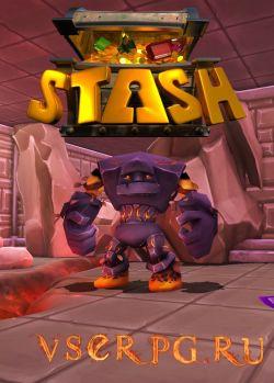 Постер игры Stash
