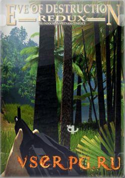 Постер игры Eve of Destruction REDUX VIETNAM