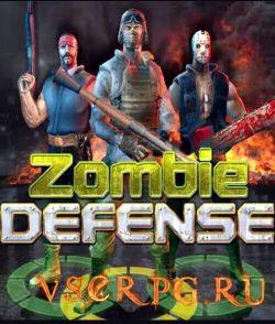 Постер игры Zombie Defense