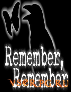 Постер игры Remember, Remember