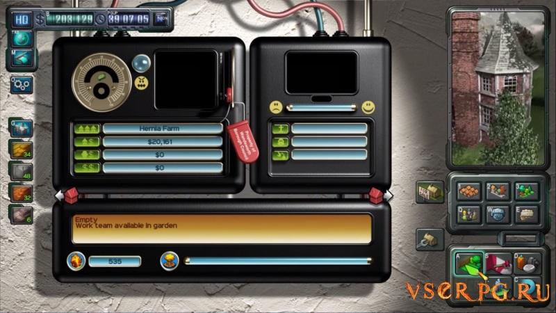 Constructor screen 2