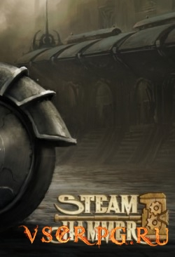Постер игры STEAM HAMMER