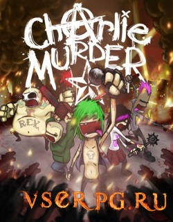 Постер игры Charlie Murder