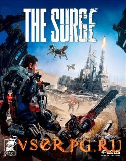 Постер игры The Surge
