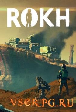 Постер игры ROKH