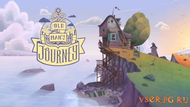 Old Man's Journey screen 1