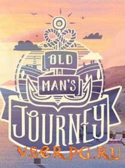 Постер игры Old Man's Journey