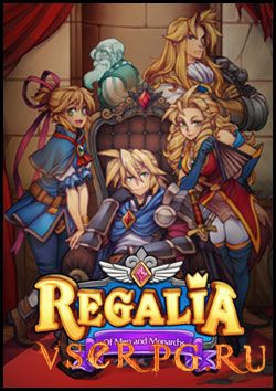 Постер игры Regalia Of Men and Monarchs