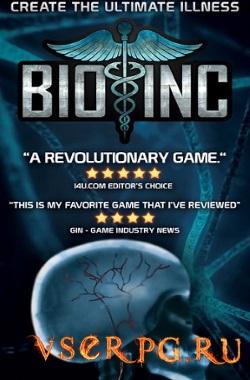 Постер игры Bio Inc Redemption