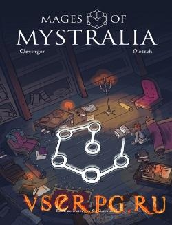 Постер игры Mages of Mystralia