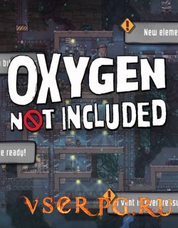 Постер Oxygen Not Included