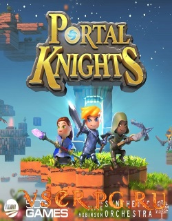 Постер игры Portal Knights