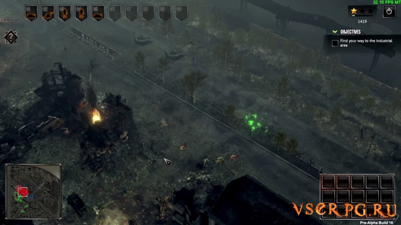 Sudden Strike 4 screen 2
