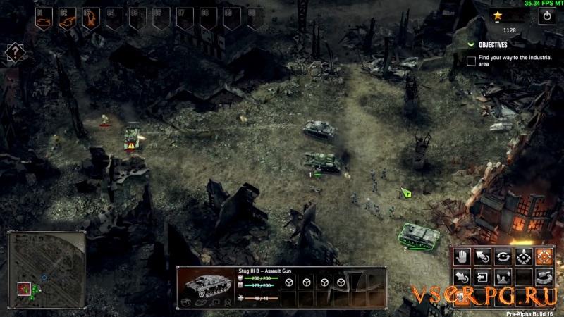 Sudden Strike 4 screen 1