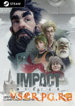 Постер Impact Winter