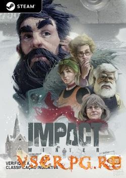 Постер игры Impact Winter