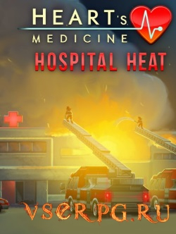 Постер игры Heart's Medicine Hospital Heat