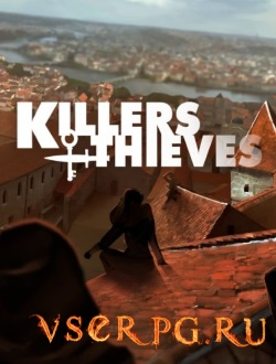 Постер игры Killers and Thieves
