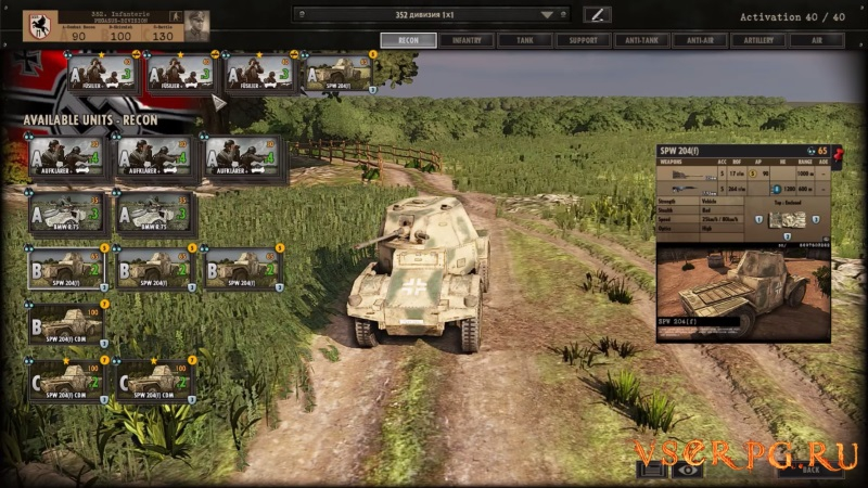 Steel Division Normandy 44 screen 2