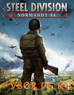 Постер игры Steel Division Normandy 44