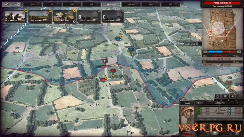 Steel Division Normandy 44 screen 1