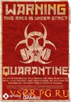 Постер игры Quarantine