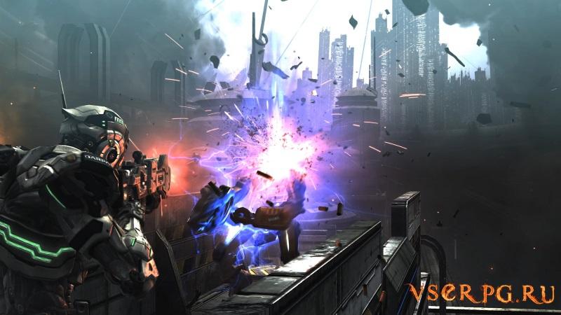 Vanquish screen 3