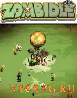 Постер игры Zombidle REMONSTERED
