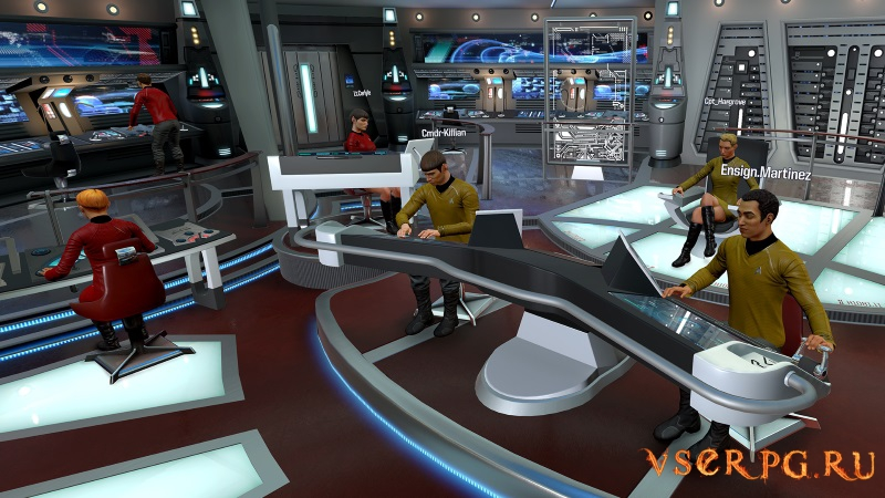 Star Trek Bridge Crew screen 1