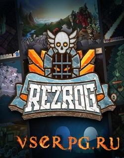 Постер игры Rezrog