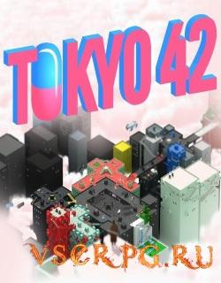 Постер игры Tokyo 42