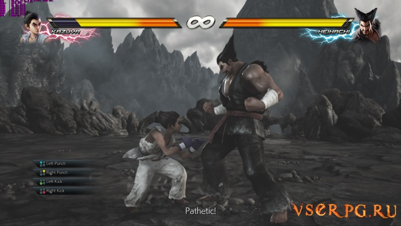 TEKKEN 7 PC screen 2