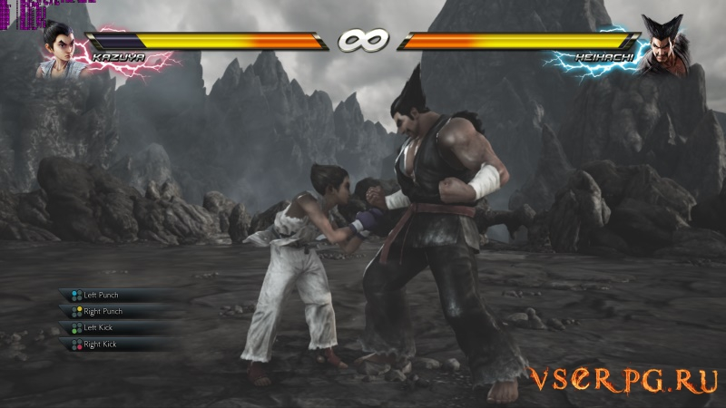 TEKKEN 7 PC screen 1