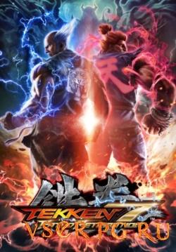 Постер игры TEKKEN 7 PC