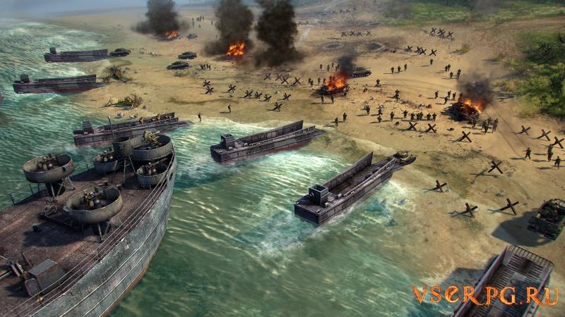 Blitzkrieg 3 / Блицкриг 3 screen 1