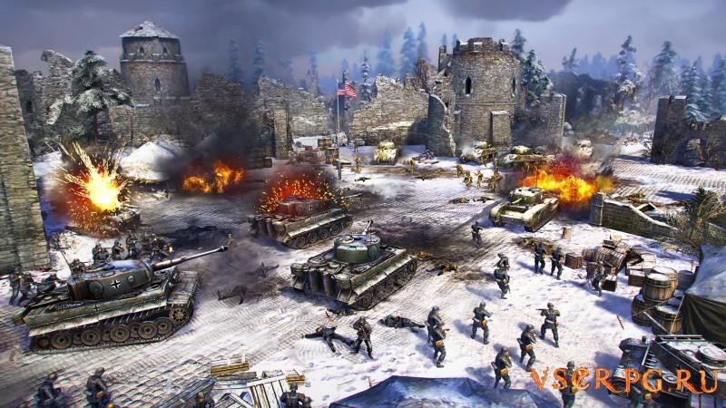 Blitzkrieg 3 / Блицкриг 3 screen 2