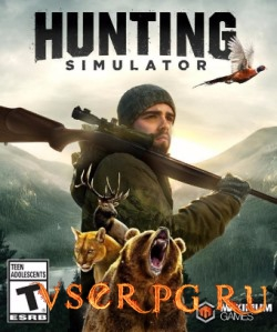 Постер игры Hunting Simulator