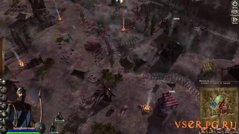 Medieval Kingdom Wars screen 2