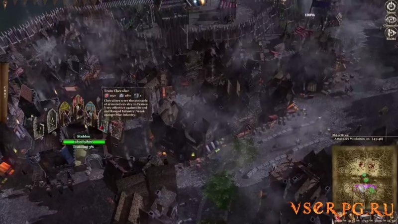 Medieval Kingdom Wars screen 1