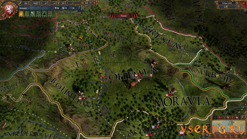 Europa Universalis IV: Third Rome screen 3